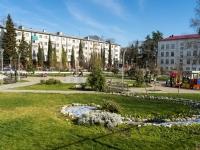Tuapse, Lenin st, park