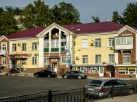 Tuapse, Lenin st, house 12. Apartment house with a store on the ground-floor