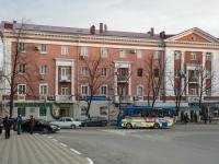 Tuapse, Sofia Perovskaya st, house 2. Apartment house