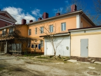 Tuapse, Sofia Perovskaya st, house 4. Apartment house with a store on the ground-floor