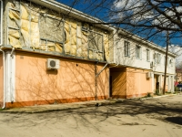 Tuapse, Sofia Perovskaya st, house 6. Apartment house with a store on the ground-floor