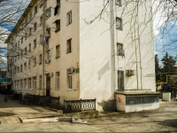 Tuapse, Sofia Perovskaya st, house 18. Apartment house