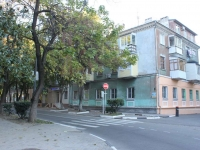 Tuapse, Klara Tsetkin st, house 2. Apartment house