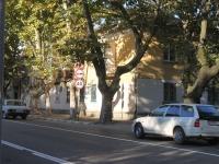 Tuapse, Bogdan Khmelnitsky st, house 49. Apartment house