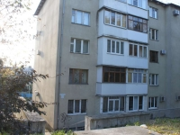 Tuapse, Bogdan Khmelnitsky st, house 52. Apartment house