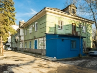 Tuapse, Bogdan Khmelnitsky st, house 57. Apartment house