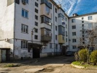 Tuapse, Bogdan Khmelnitsky st, house 67. Apartment house