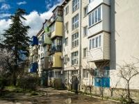 Туапсе, улица Богдана Хмельницкого, дом 6. жилой дом с магазином