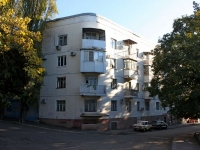 Tuapse, Il'icha sq, house 4. Apartment house