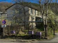 Туапсе, Железнодорожный переулок, дом 3. многоквартирный дом