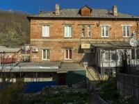 Туапсе, Железнодорожный переулок, дом 9. многоквартирный дом