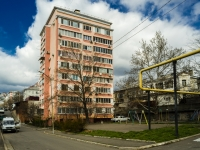 Tuapse, Kalinin st, house 14. Apartment house