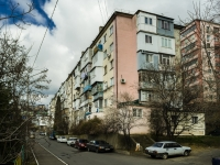 Tuapse, Kalinin st, house 28. Apartment house