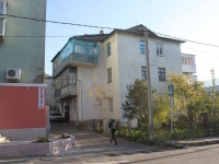 Tuapse, Kievsaya st, house 4. Apartment house