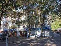图阿普谢, Oktyabrskoy Revolyutsii st, 房屋 5. 公寓楼