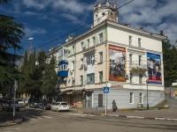 Tuapse, Oktyabrskoy Revolyutsii st, house 3. Apartment house