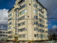 Tuapse, Kommunisticheskaya st, house 14. Apartment house