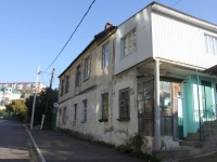 Tuapse, Komsomolskaya st, house 16. Apartment house