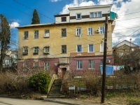 Tuapse, Komsomolskaya st, house 6. Apartment house
