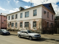 Tuapse, Komsomolskaya st, house 15. Apartment house