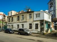 Туапсе, улица Комсомольская, дом 18. многоквартирный дом
