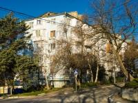 Туапсе, улица Кронштадская, дом 40. многоквартирный дом