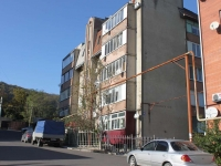 Tuapse, Mayakovsky st, house 6. Apartment house