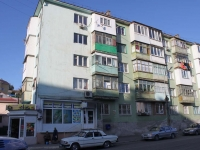 Tuapse, Novitsky st, house 3. Apartment house