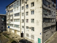 Tuapse, Rabfakovskaya st, house 38. Apartment house