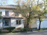 Tuapse, Shaumyan st, house 4. Apartment house