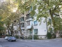 Туапсе, улица Шаумяна, дом 11. многоквартирный дом