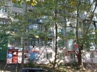 Туапсе, улица Шаумяна, дом 36. жилой дом с магазином
