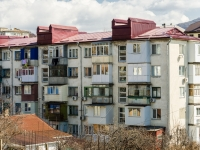 Tuapse, Shaumyan st, house 9. Apartment house