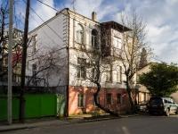 Туапсе, улица Шаумяна, дом 10. многоквартирный дом