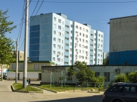 Tuapse, Admiral Makarov st, house 33. Apartment house