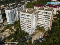 Tuapse, Admiral Makarov st, house 35. Apartment house