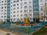 Tuapse, Admiral Makarov st, house 39. Apartment house