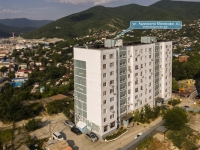 Tuapse, Admiral Makarov st, house 41. Apartment house