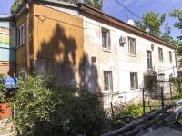 Туапсе, улица Пушкина, дом 3. многоквартирный дом