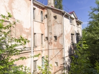 Tuapse, Pushkin st, house 19. Apartment house