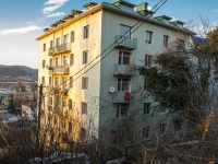 Tuapse, Pushkin st, house 41. Apartment house