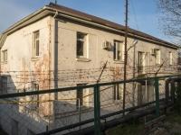 Туапсе, улица Пушкина, дом 5. военкомат
