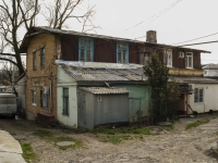 Туапсе, Гражданский переулок, дом 9. многоквартирный дом