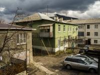 Туапсе, Гражданский переулок, дом 13. многоквартирный дом