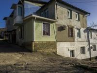 Туапсе, Гражданский переулок, дом 27. многоквартирный дом