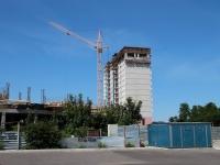 Ставрополь, улица Пирогова, дом 13А/СТР. строящееся здание