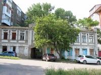 Ставрополь, улица Орджоникидзе, дом 81. неиспользуемое здание