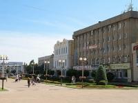 Ставрополь, улица Маршала Жукова, дом 5. офисное здание