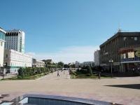 Ставрополь, улица Маршала Жукова. площадь 225 лет Ставрополю