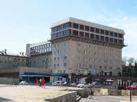 """Ставрополь, улица Маршала Жукова, дом 1. гостиница (отель) """"Азимут"""""""